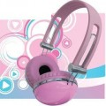 Stereo Headset-Pink