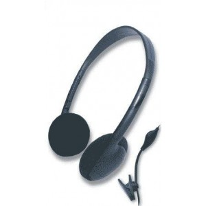 Stereo Headphone & Microphone