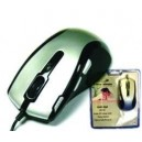 Button DPI Laser Mouse - SILVER