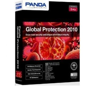 Panda Global Protection 2010