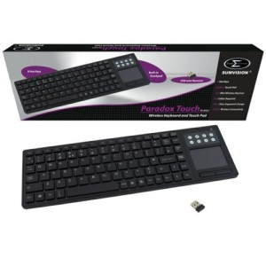 Paradox Touch W/L Keyboard and Touch Pad